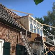 Dakkapel renovatie in winterswijk